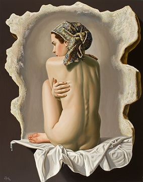 Juan Medina 1950 - Mexican Surreal Hyperrealist painter - Tutt'Art@ (20)