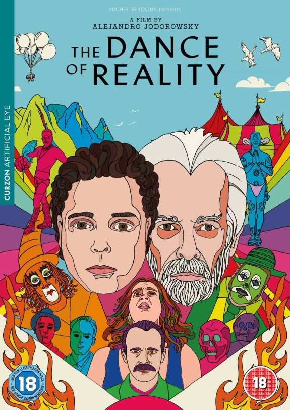 The Dance of Reality (2013)